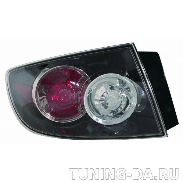 mazda 3 bk 2002-2009 | фонарь задний правый тюнинг